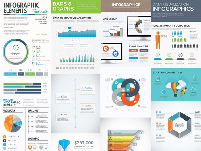 700x525 40 Free Infographic Templates To Download