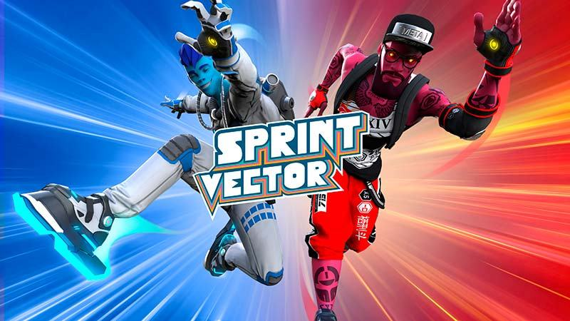 800x450 Sprint Vector Game Review A Fun Vr Sprint Racing Game!