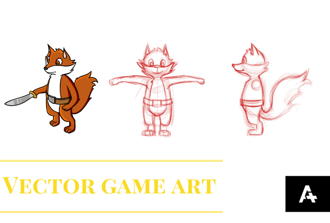680x459 Create Vector Graphics For Games By Articious
