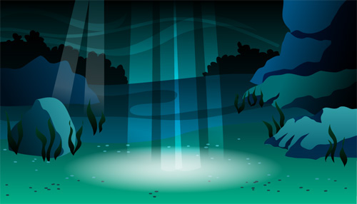 500x286 Vector Game Art On Behance