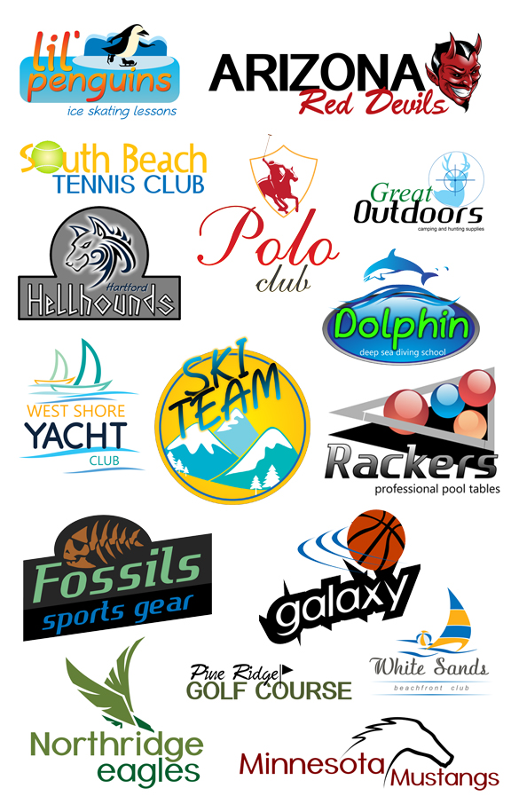 576x906 Sports Amp Mascots Logo Vector Expansion Pack