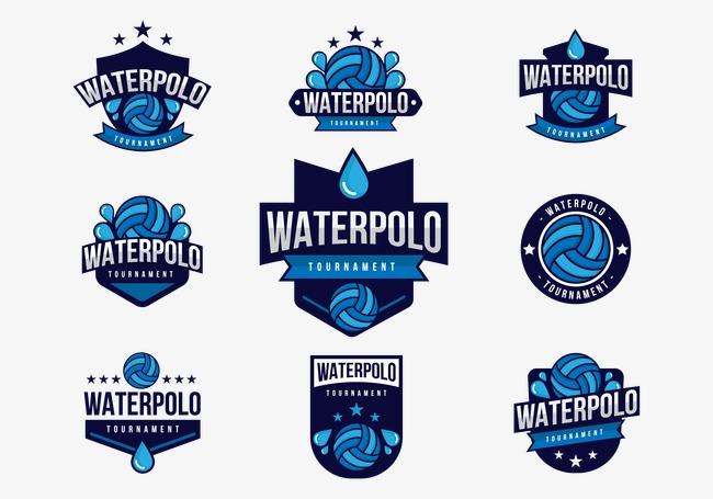 650x455 Water Polo Tournament To Promote Its Logo, Water Polo, Game Logo
