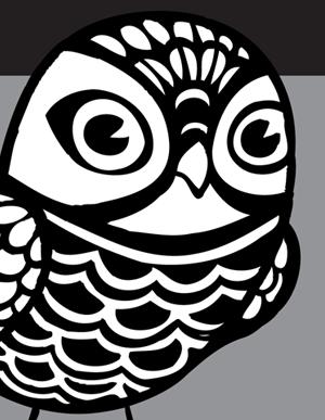 300x387 Owl From Vector Genius Owls Owl
