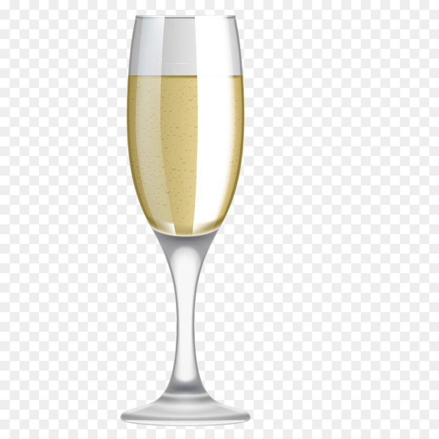 900x900 White Wine Champagne Glass Wine Glass