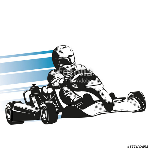 500x500 Go Kart Stock Image And Royalty Free Vector Files On