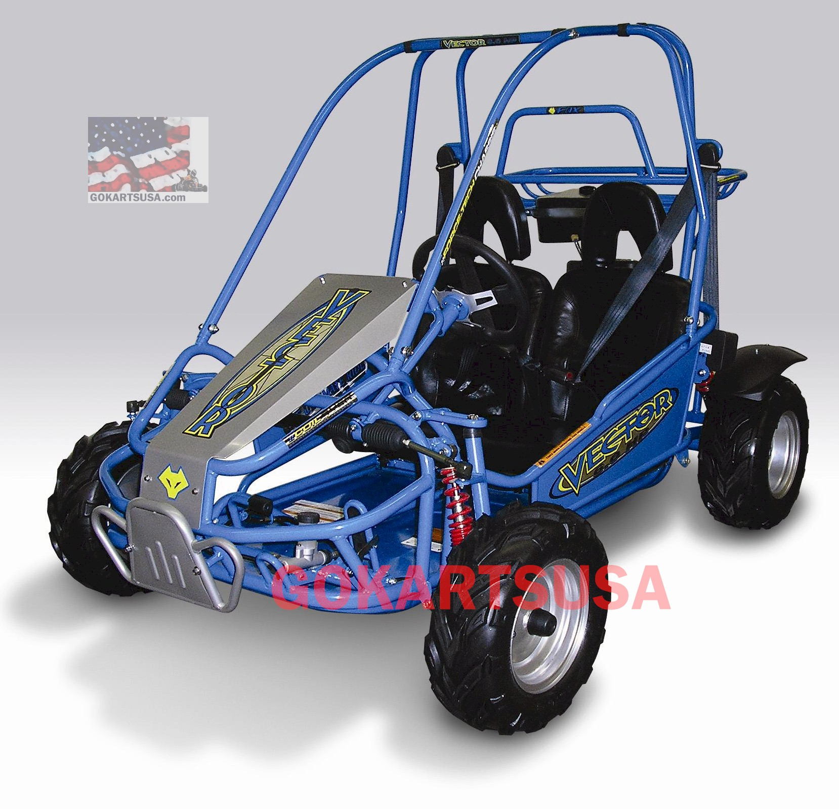 1658x1598 Vector Gokart By American Sportworks, Free Shipping