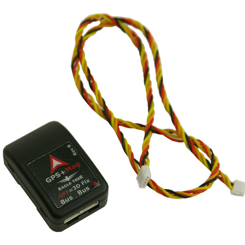 800x800 replacement or spare vector gps module with deans harness cable