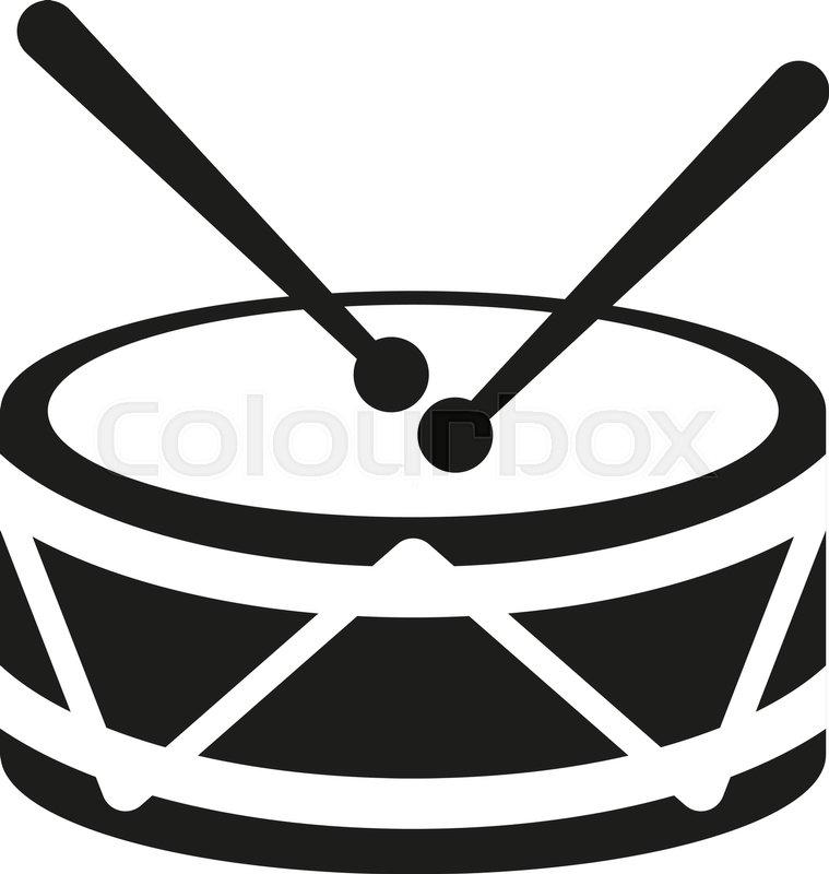 759x800 Drum Icon. Design. Music And Toy Symbol. Web. Graphic. Ai. App