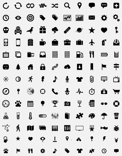 400x512 Simple Small Icons Vector Graphics (Png Ai Png)