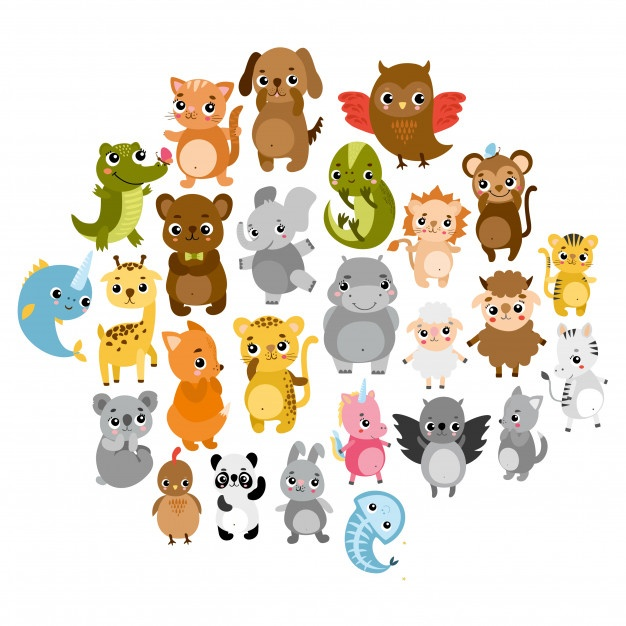 626x626 Animals Vectors, +71,500 Free Files In .ai, .eps Format