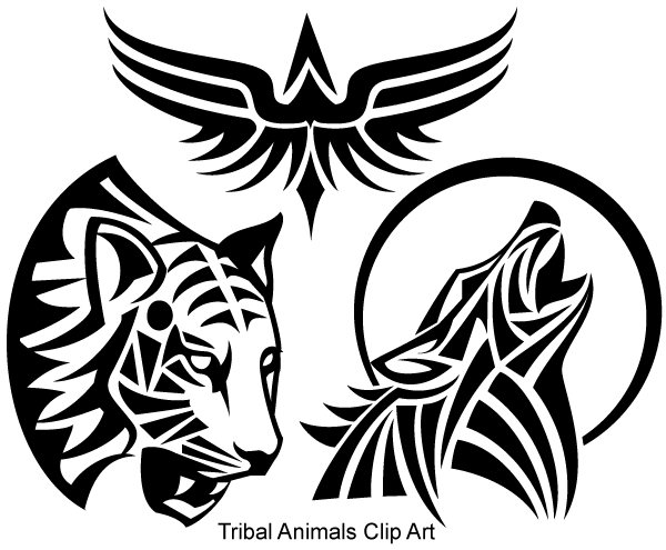 600x495 Free Free Tribal Animals Vector Art Psd Files, Vectors Amp Graphics