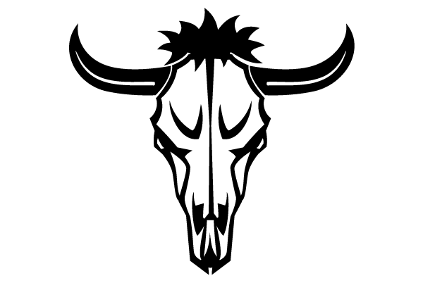 600x402 Animal Skull Vector Art 123freevectors