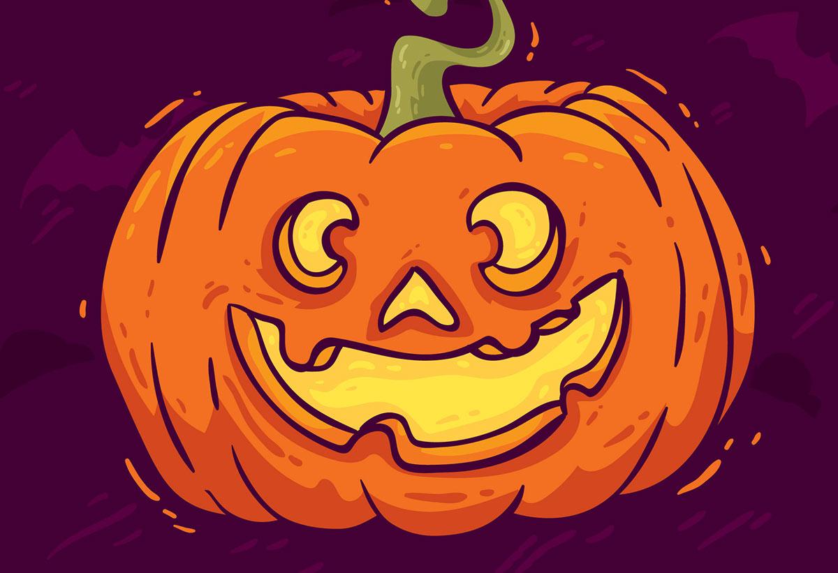 1200x821 Halloween Vector Graphics Bundle For Premium Members