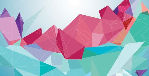 600x306 Free Vector Background Pattern Graphics