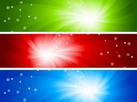 452x336 Glare Banner Background Vector Graphics Free Vector Background
