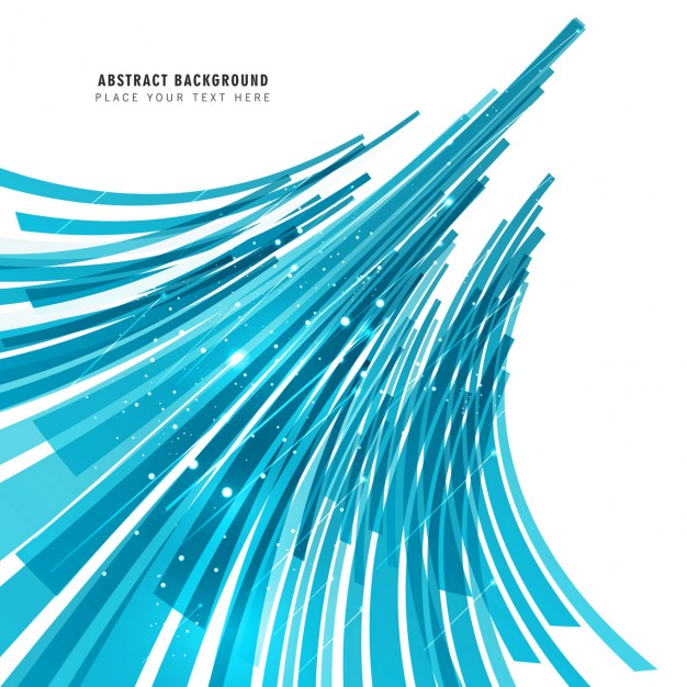 626x626 Abstract Blue Lines Background Vector Free Download