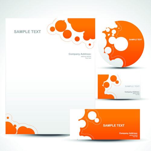 500x500 8 Free Vector Corporate Identity Kits Creative Beacon
