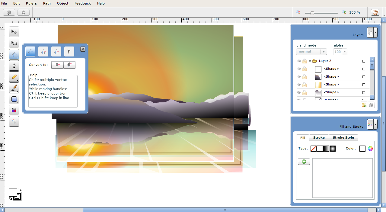 1279x702 Aviary Encroaches On Adobe Illustrator With Raven, The First