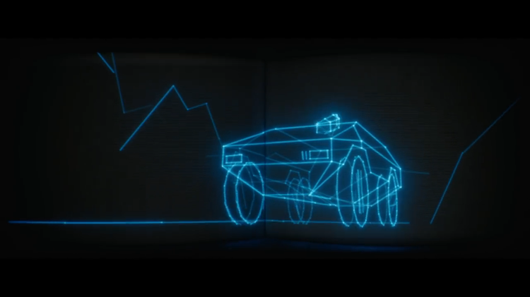 750x421 Tank, A Short Film Inspired By Video Games From The 1980s That Use