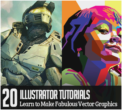 420x379 Vector Graphics Tutorial Cute Vector Shading Tutorial Illustrator