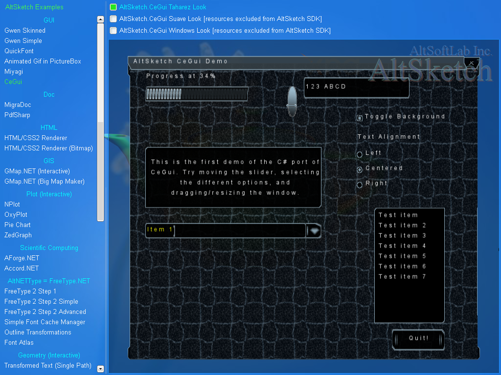 1024x768 Altsketch Vector Graphics Library (C Freetype Port, Gui, Vector