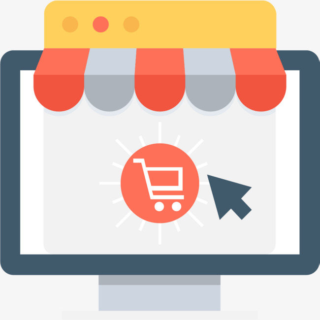 650x650 Online Supermarket Icon, Online Shopping, Online Supermarket, E