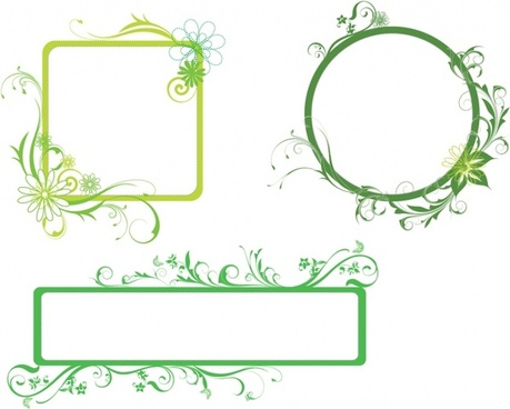 459x368 Fancy Swirl Border Free Vector Download (8,170 Free Vector) For