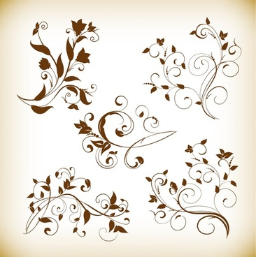 366x368 Free Decorative Swirl Border Free Vector Download (22,140 Free