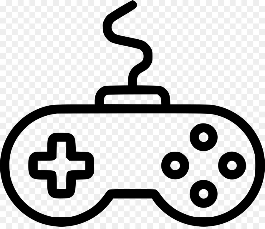 900x780 Joystick Game Controllers Vector Graphics Computer Icons Video
