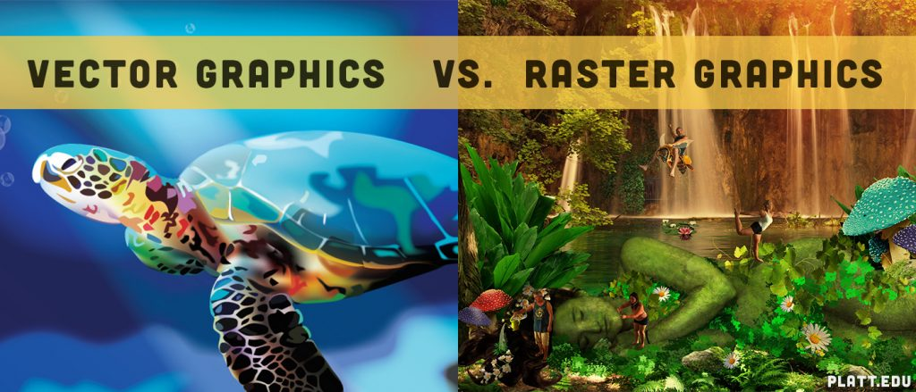 1024x439 The Difference Between Vector Graphics And Raster Graphics