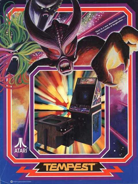 480x640 Top 10 Vector Graphics Arcade Games