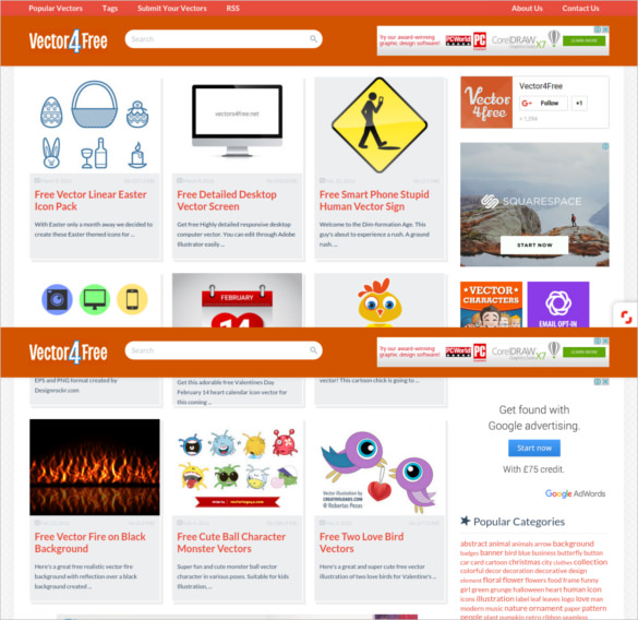 585x568 Free Website To Find Web Amp Graphic Elements! Free Amp Premium
