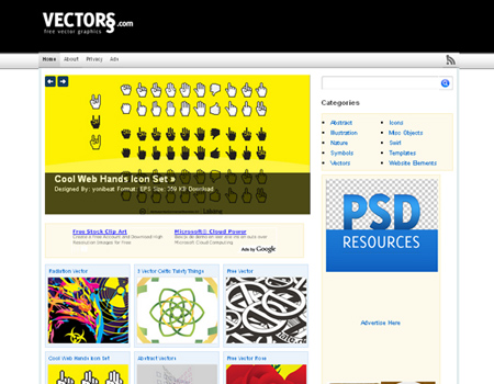 450x350 30 Websites To Find Free Vector Graphic Designs