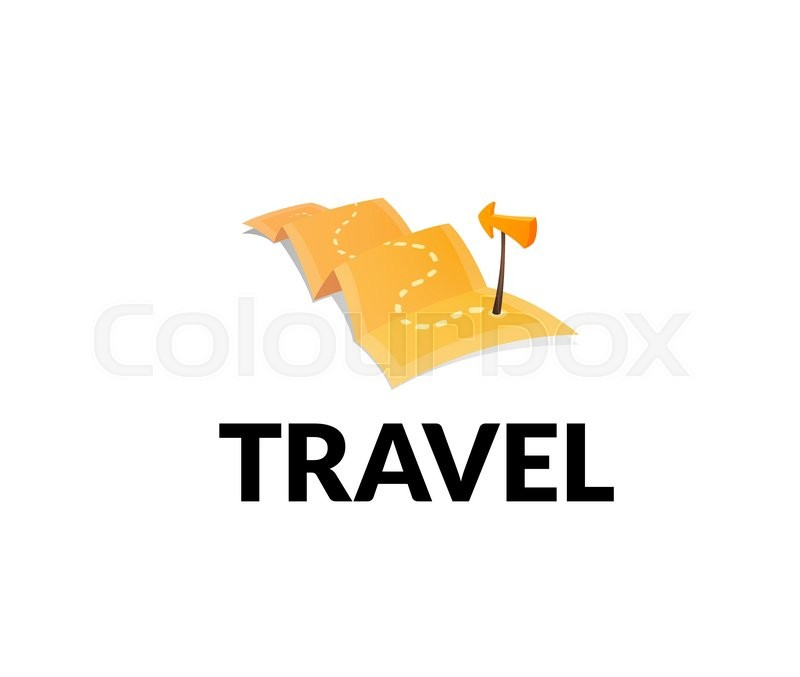 800x677 World Tour Concept Logo Isolated On White Background, Long Route