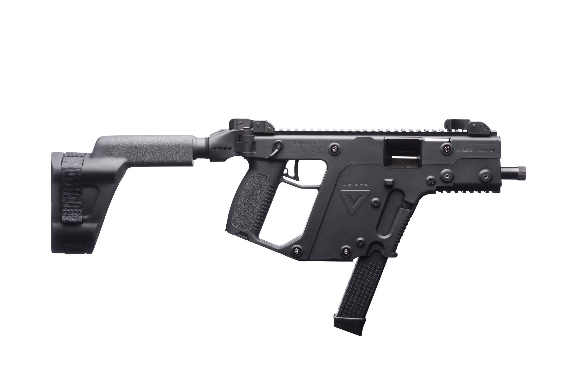 2000x1335 Kriss Vector Pistol Stabilizing Brace