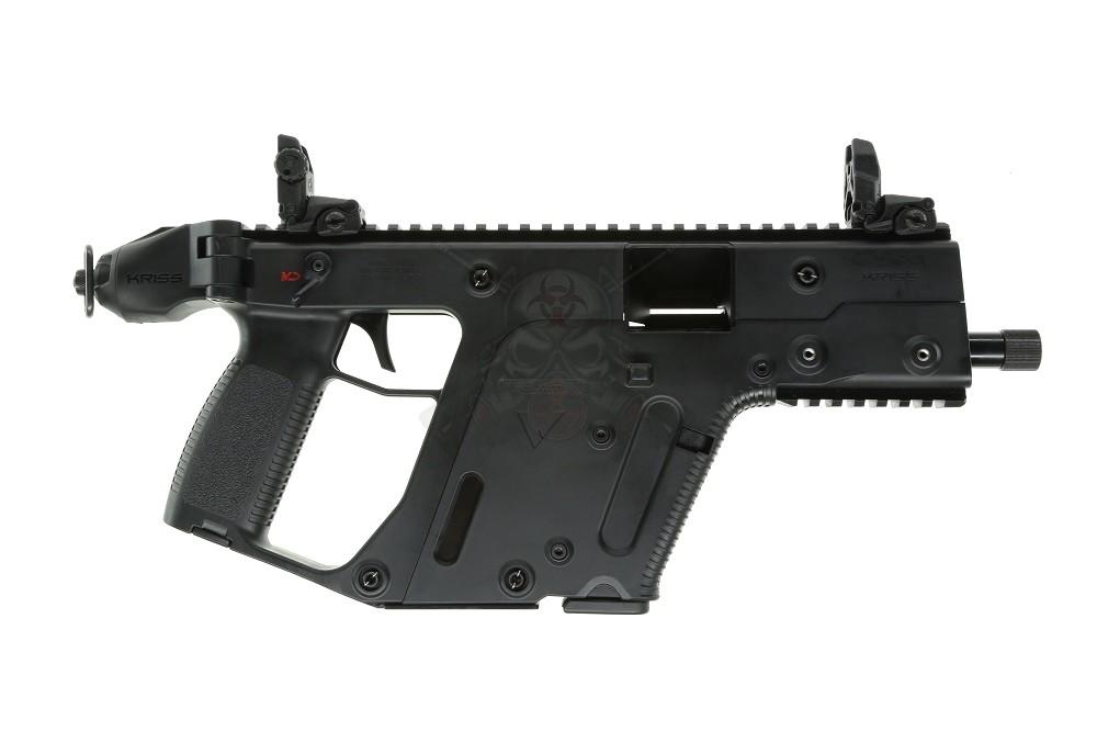 1000x666 Kriss Vector Sdp Gen2 Super V Pistol 9mm 5.5 Threaded Barrel