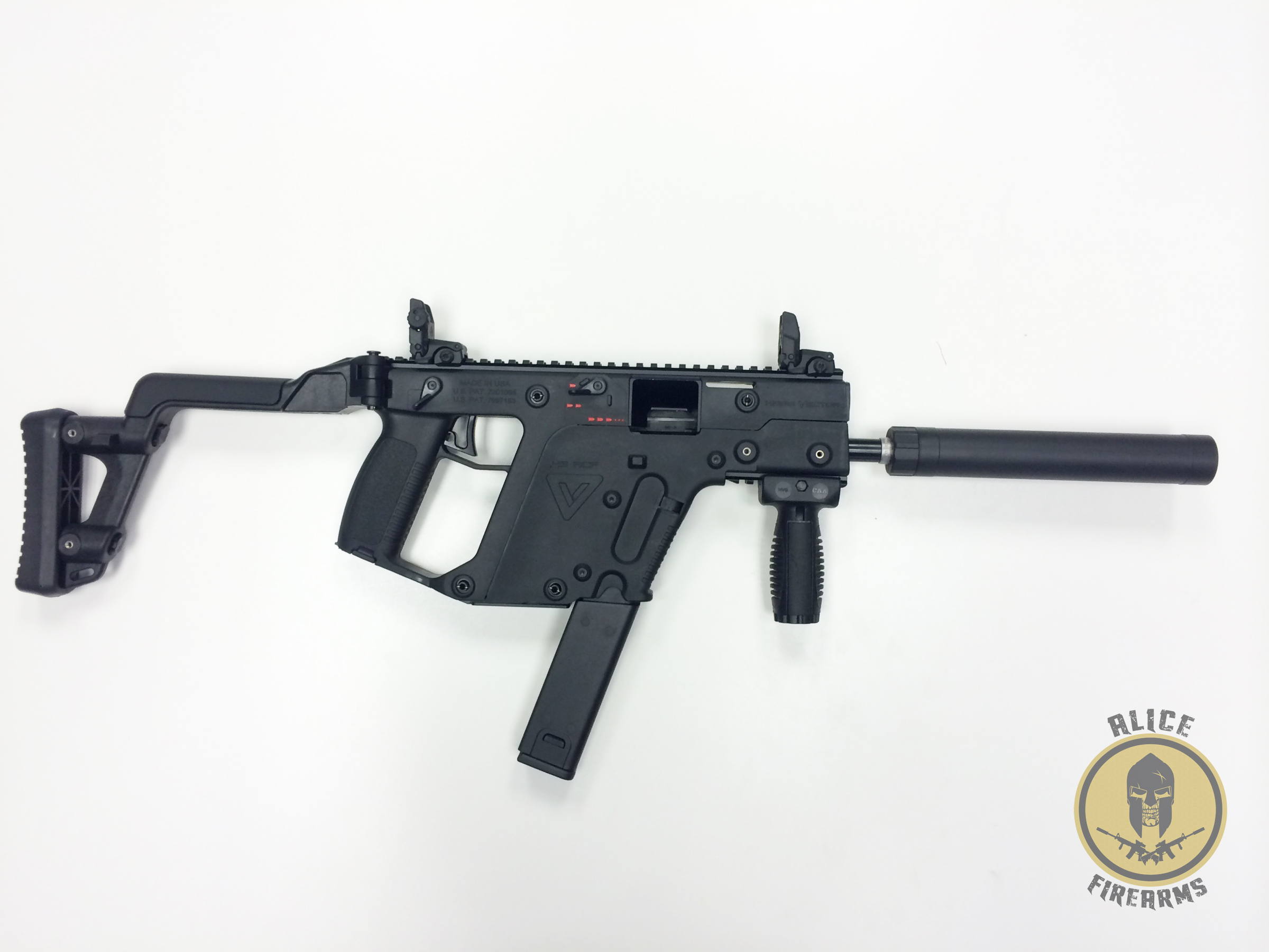 2400x1800 Kriss Vector Smg .45 Acp (Select Firefull Auto) Law Enforcement Only
