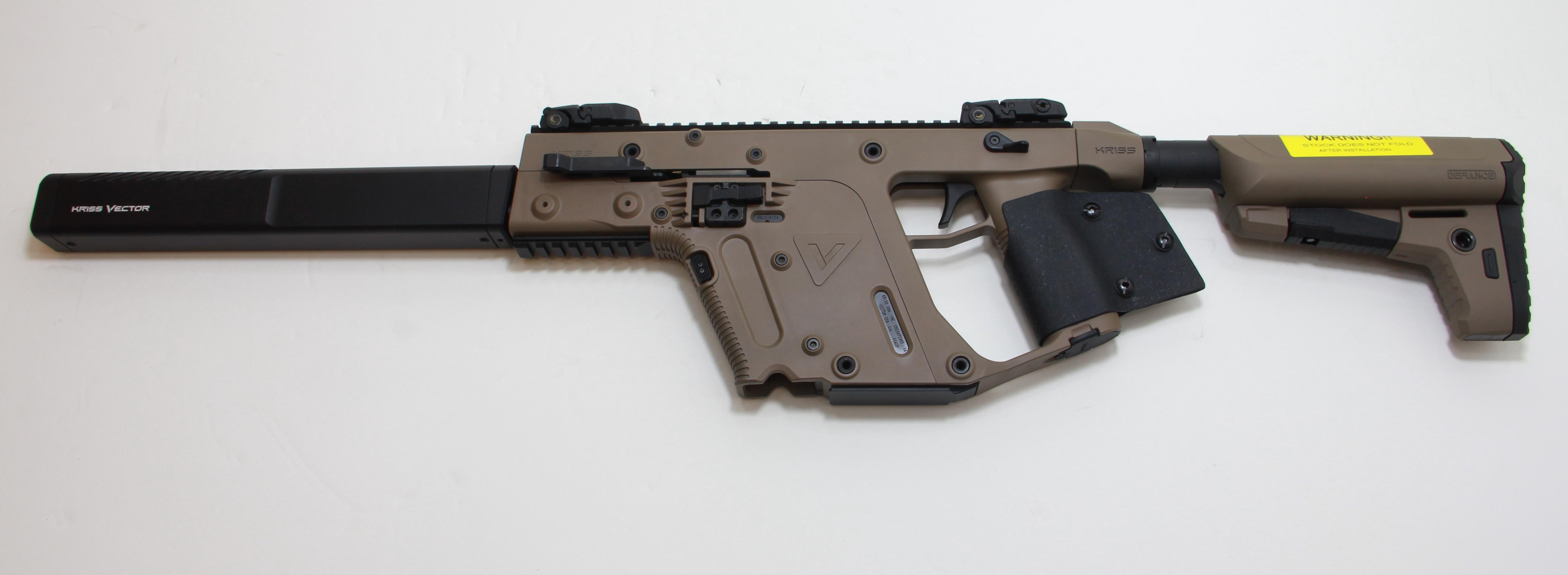5081x1865 Kriss Vector Crb Gen 2 9mm Fde