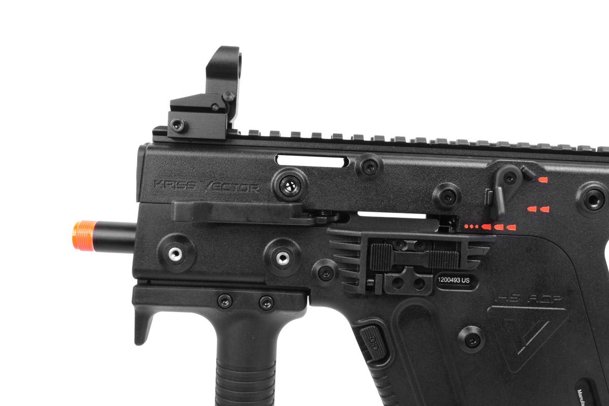 1200x800 Kwa Kriss Vector Smg Gas Blowback Airsoft Gun W Ns2 System