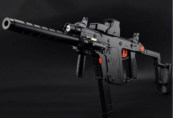 600x411 Kriss Vector Sub Machinegun Cosplay Charlie