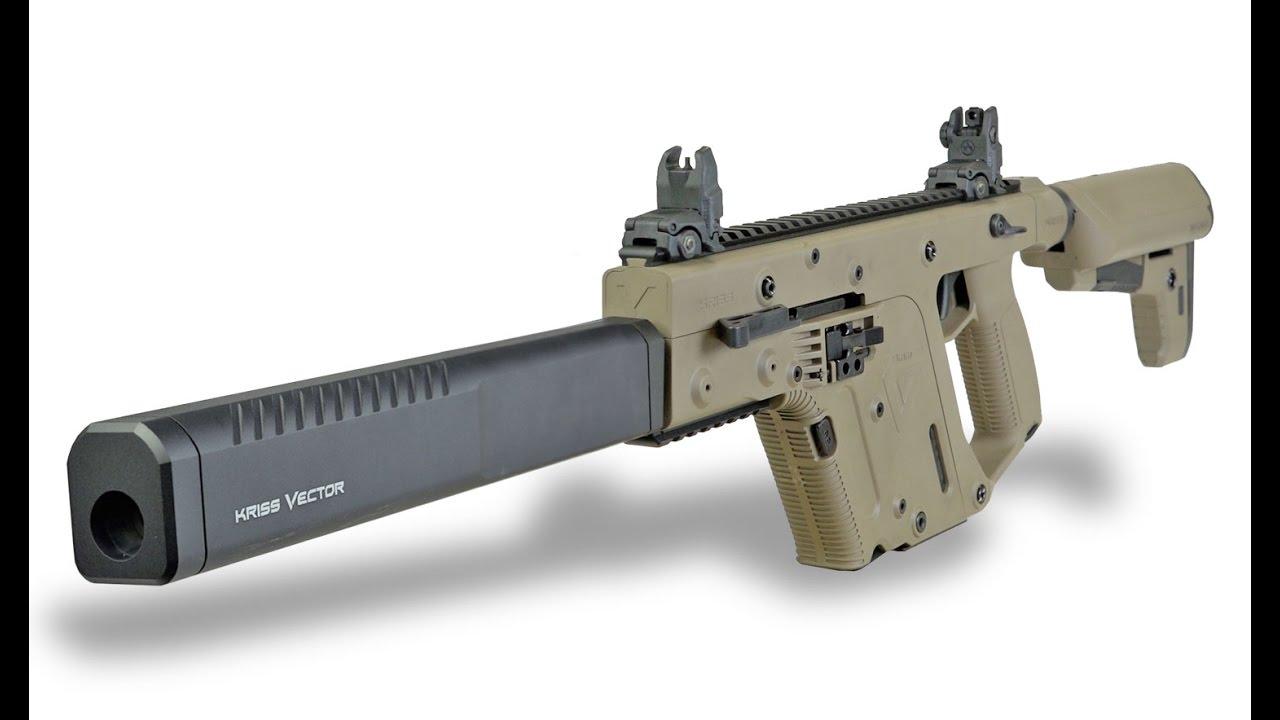 1280x720 Nra Gun Of The Week Kriss Vector Gen Ii Crb