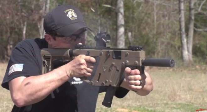 660x360 The 9mm Kriss Vector Smg Is Just Too Much Fun (Video)