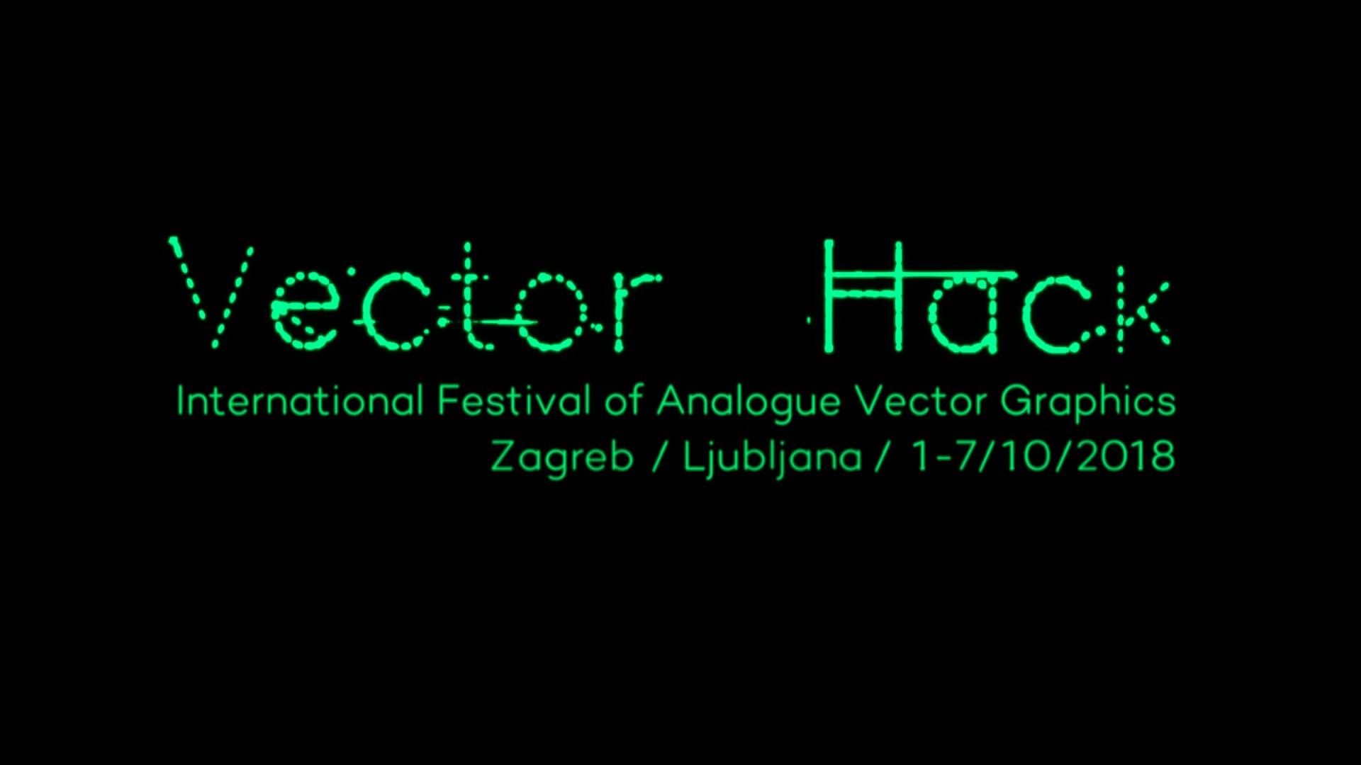 1920x1080 Vector Hack Festival 2018 Radiona