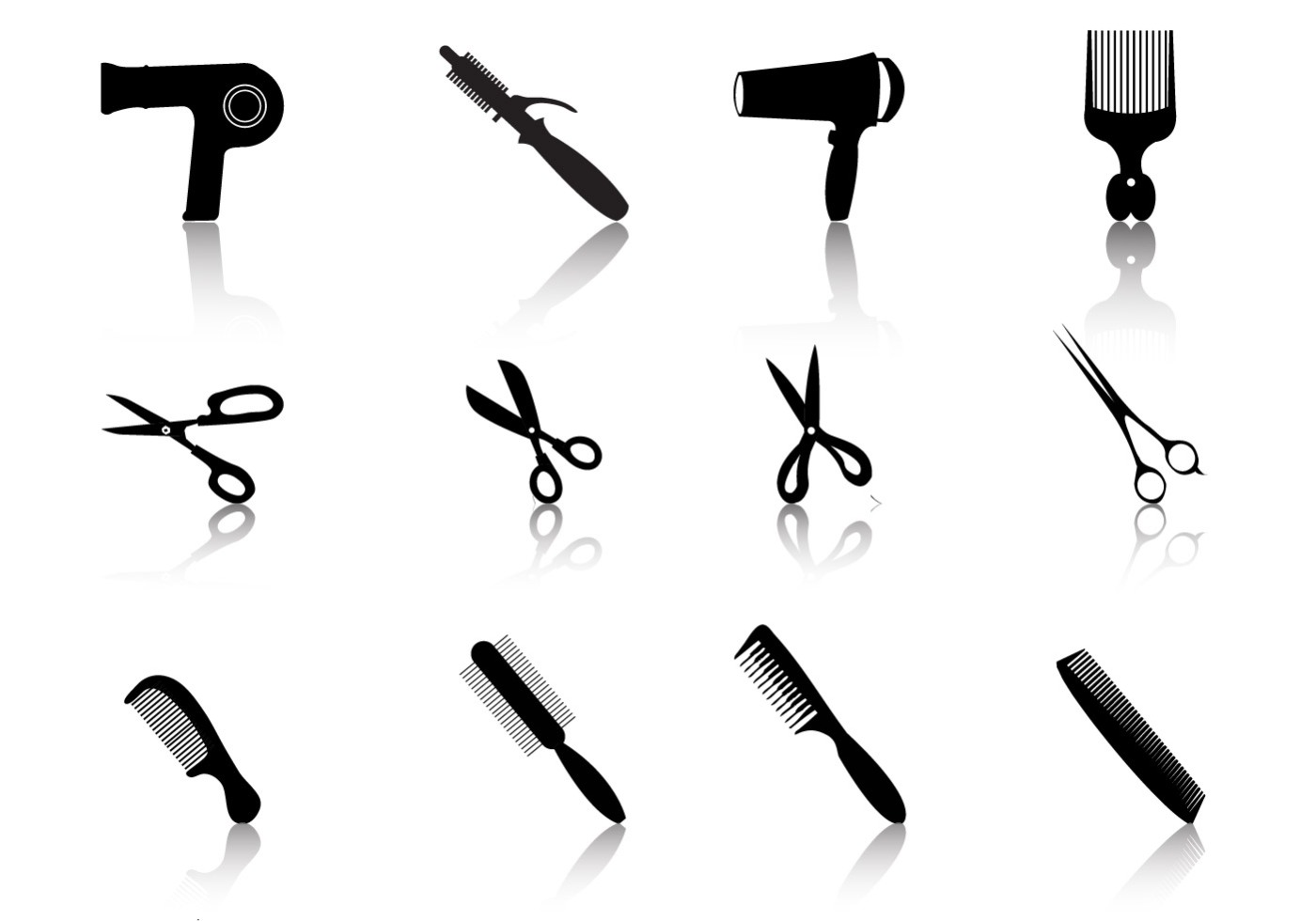 1400x980 Sombre Hair Trends As To Hair Clippers Free Vector Art 1087 Free