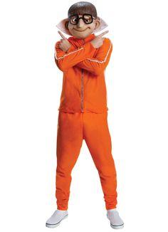 Vector Halloween Costume