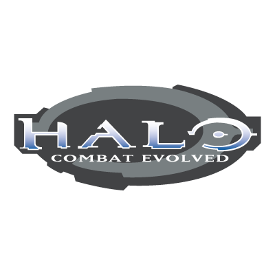 400x400 Halo Combat Evolved Logo Vector (.eps, 395.24 Kb) Download