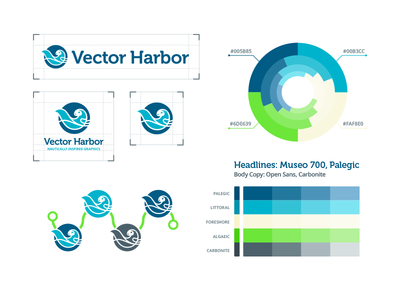 400x300 Vector Harbor Identity By Nick Botner