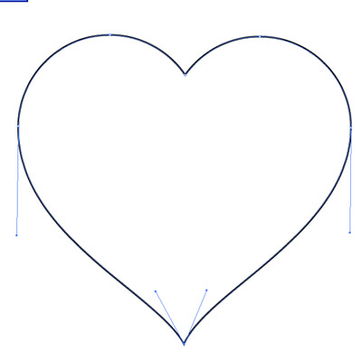 400x400 How To Make A Perfect Illustrator Heart Shape For Your Valentine