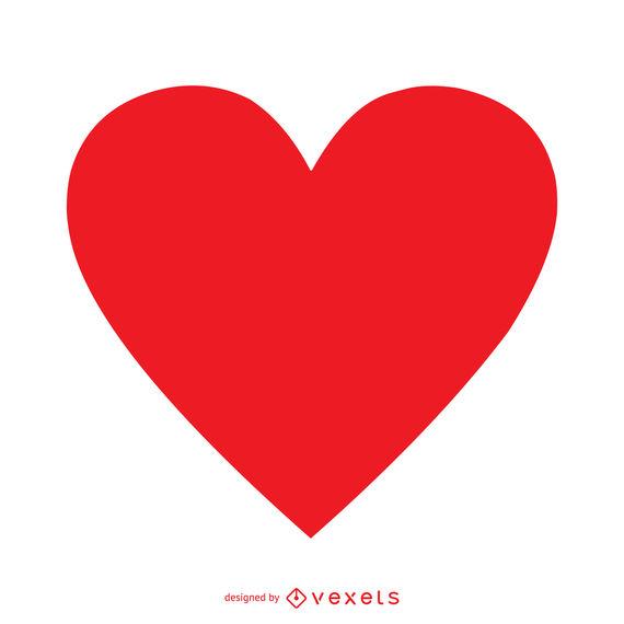 570x570 Vector Heart Download