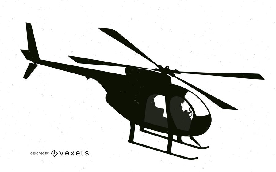 900x562 Free Helicopter Vector
